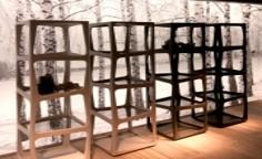 LG人造石书柜 异型书架 人造石书架