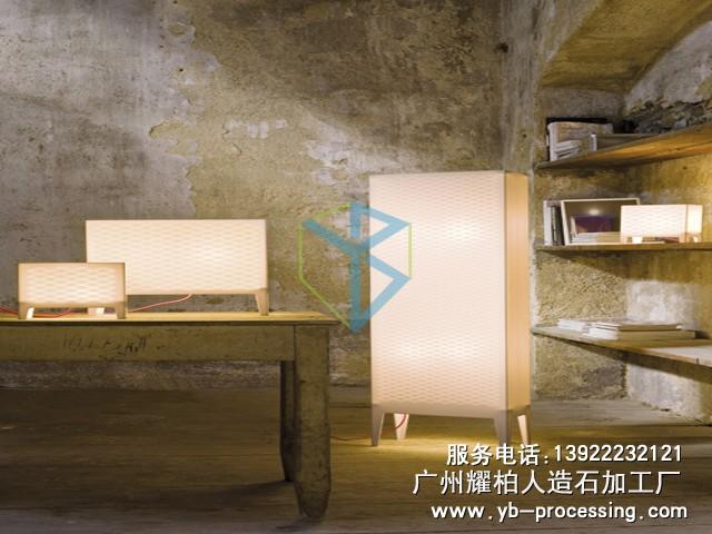人造石灯具 LG人造石灯具 复古风格