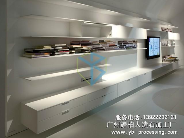 人造石电视机柜 LG人造石电视机柜