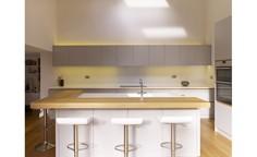 杜邦(可丽耐)人造石 厨房整体展示