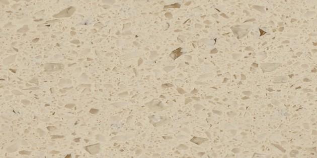OQ1014 水晶黄   欧伯利-石英石板