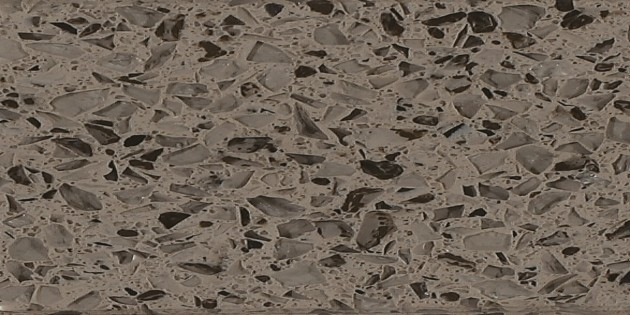 OQ1015 银沙灰  欧伯利-石英石板