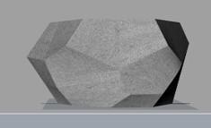 人造石艺术加工 石头