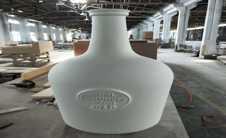 人造石工艺品展(一)艺术瓶