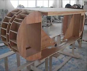 制作木制模具